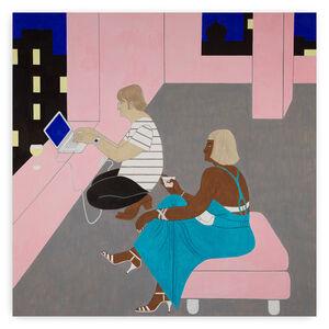 Yves Tessier, 'Pink Loft', 2018
