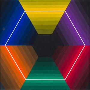 Horacio Garcia-Rossi, 'Untitled', 1985