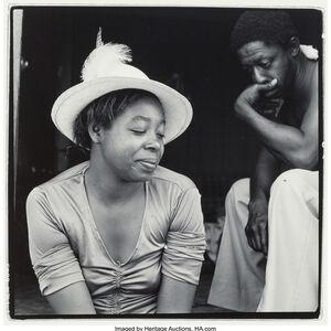 Birney Imes, 'Joyce at Sugarhill, Crawford, Mississippi', 1982