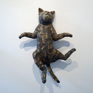 Margaret Keelan, 'Kitty 3', 2020