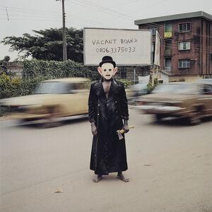 Pieter Hugo, 'Escort Kama, Enugu, Nigeria from Nollywood', 2008