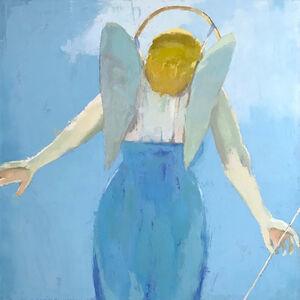 Wade Schuster, 'Blue Angel', 2017