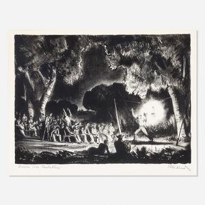 Peter Hurd, 'Sermon from Revelations', 1937