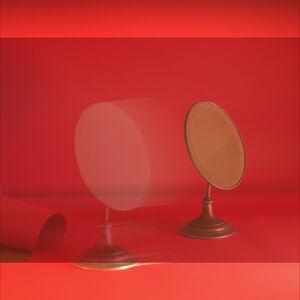 Jeannette Montgomery Barron, 'Red Mirror #2', 2018