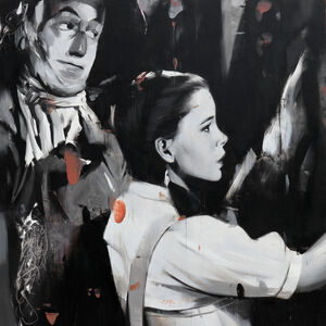 Alpay Efe, 'Dorothy', 2018