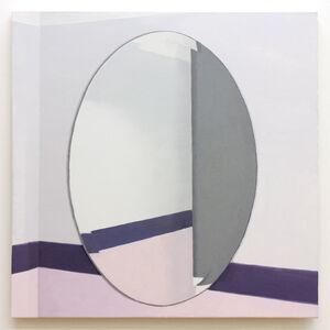 Roger White, 'Pink Mirror', 2015