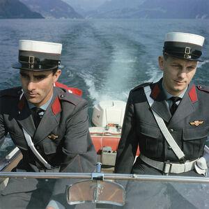 Arnold Odermatt, 'Buochs', 1965