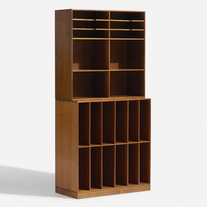 Mogens Koch, 'Bookcases, pair', c. 1960
