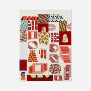 Barry McGee, 'Untitled', c. 2015