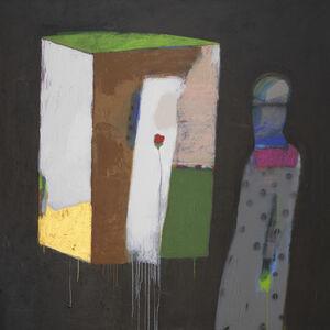 Salman Al Malik, 'The man and the cube / هو و المكعب', 2018