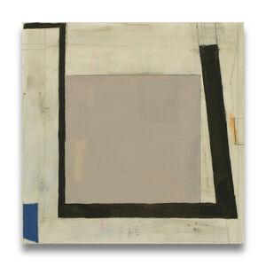 Elizabeth Gourlay, 'Broken line b (Abstract painting)', 2014