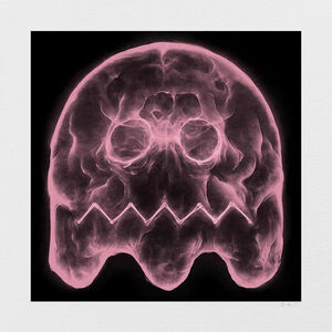 Shok-1, 'The Consumed (Speedy Pink)', 2020