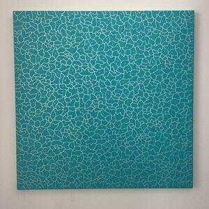 Ekrem Yalcindag, 'Turquoise', 2014