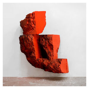 Jan Albers, 'rOckrOughrOuge', 2019
