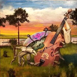 Bill Mead, 'Fiddler Crab', 2009