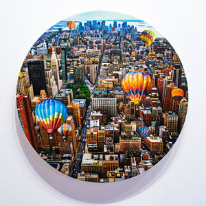 Shay Kun, 'Above and Beyond ', 2019