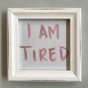 Danielle Georgiou, 'I Am Tired', 2017