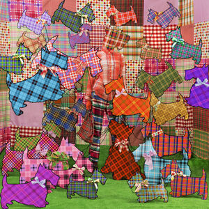 Patty Carroll, 'Scotty', 2014