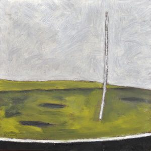 Charles Meanwell, 'Pole and Road', 2017