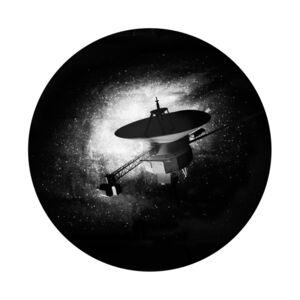 Bill Finger, 'Voyager V', 2016