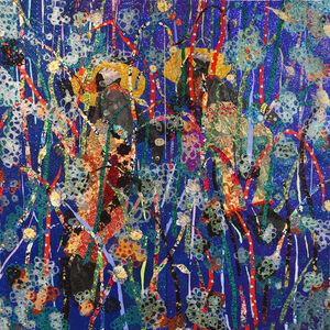 Ebony G. Patterson, '. . . wata marassa-beyond the bladez . . . ', 2014