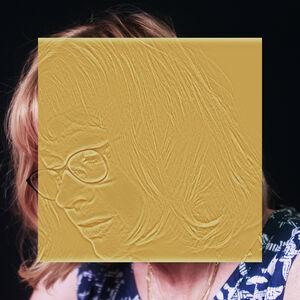Esther Shalev-Gerz, 'The Gold Room (Golden Collar Portrait)', 2016