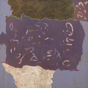 Theodoros Stamos, 'Infinity Field, Jerusalem Series VI', 1984-1985