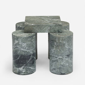 Massimo Vignelli, 'coffee table', c. 1985