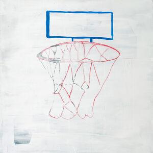 Anastasia Bay, 'Basketball Hoop', 2019