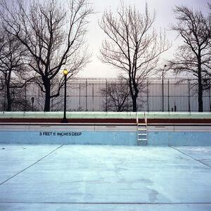 Charles Johnstone, 'Highbridge Park Pool, Manhattan, NY', 2011