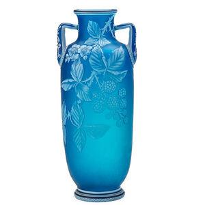 Thomas Webb, 'Thomas Webb Gem Cameo Glass Vase', 19th c.
