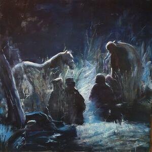 Roar Kjærnstad, 'Campfire', 2020