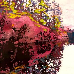 Steve Driscoll, 'Red Lake', 2012