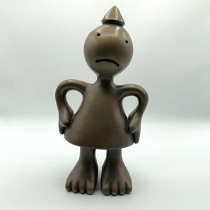 Tom Otterness, 'Cone Figure', 2001
