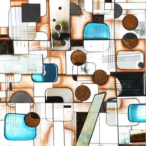 Kevin Keul, 'Salt Ponds 6 B', 2015