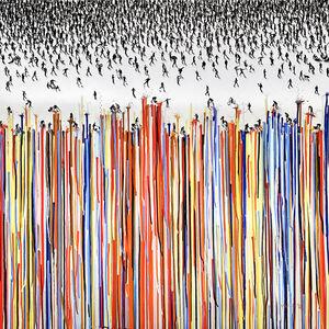 "Craig Alan, '""Multiplicity Aspect"" - Drips', 2018"