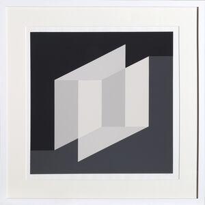 Josef Albers, 'Portfolio 2, Folder 26, Image 1 from Formulation: Articulation', 1972