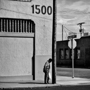 Matt Black, 'El Paso, Texas, USA', 2015