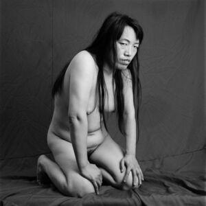 Liu Zheng, 'A Poetess, Beijing', 1998