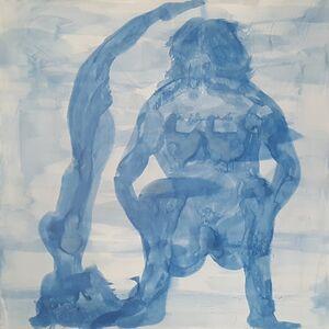 Udi Cassirer, 'Dohyō', 2017