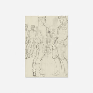 Tom of Finland, 'Untitled', 1969