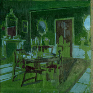 Eleanor Watson, 'Green Afternoon', 2018