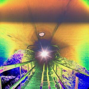 Jason Engelund, 'Purple Gold Sun Path Into the Sun', 2020