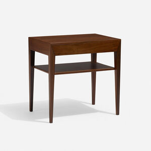 Haslev Mobelsnedkeri A/S, 'Occasional table', c. 1965