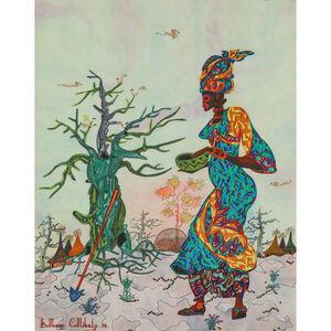 Boubacar Coulibaly, 'Untitled', 1974