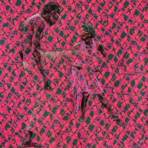 Evans Mbugua, 'Swoosh and Tiptoe Pink ', 2019