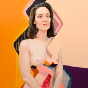 Kim Leutwyler, 'Sally Rugg', 2017