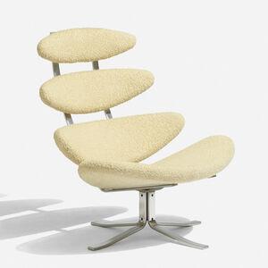 Erik Ole Jorgensen, 'Corona chair', 1964
