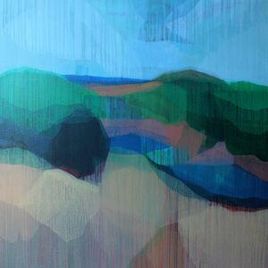Katherine Sandoz, '(sufa 19) green island sound no. 1', 2019