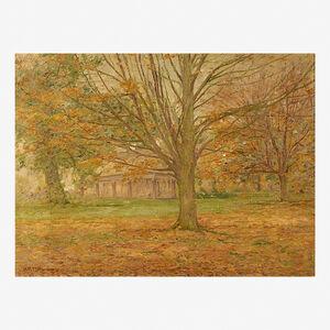 Henry Ryan MacGinnis, 'Gray Morning, New Hampshire'